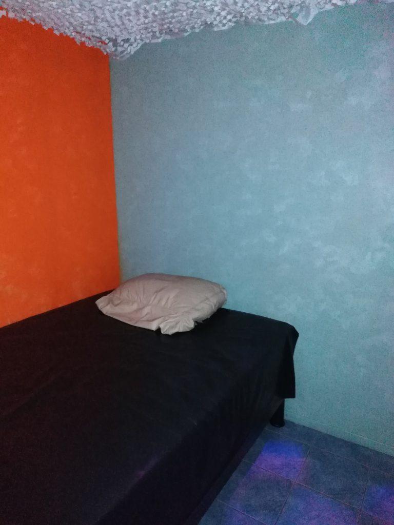 cabine - Blue club sauna pour homme Metz proche gare de Metz
