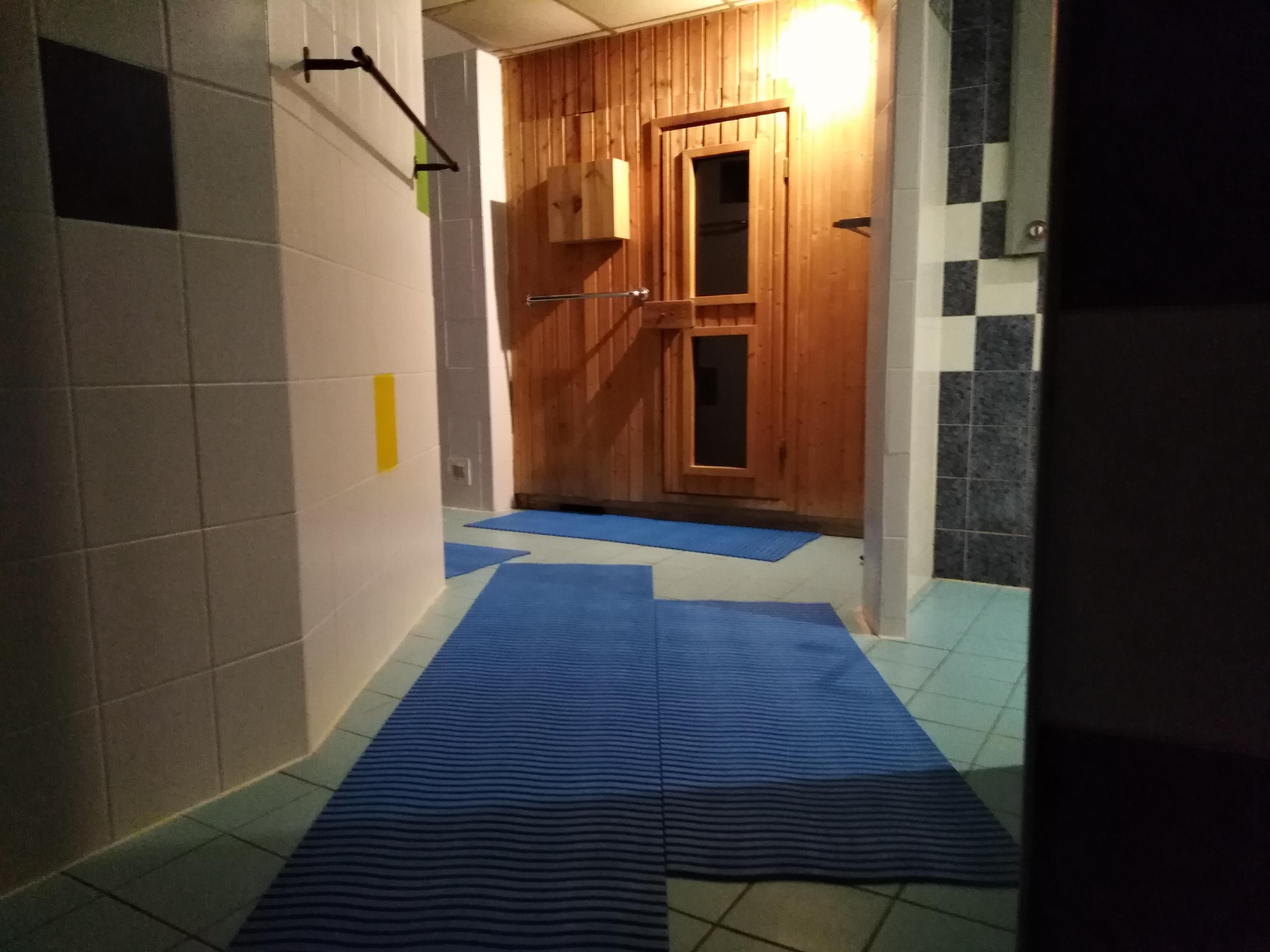 parcours - Blue club sauna pour homme Metz proche gare de Metz